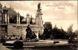 Partie des Burggartens