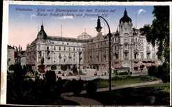 Nassauer Hof, Kaiser Friedrich Platz