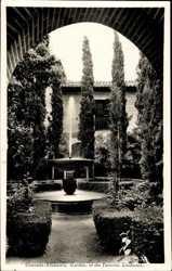 Garden of the Favorite Lindaraja