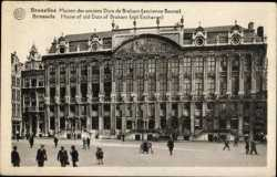 Maison anciens Ducs Brabant