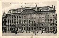 Maison des anciens Duc des Brabant