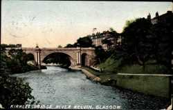 Kirklee Bridge, River Kelvin