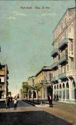 Rue, El Nil