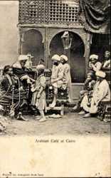 Arabian Cafe