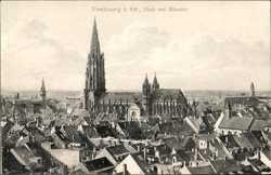 Blick auf Münster