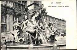 Piazza Navona, Fontana del bernini