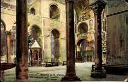 Basilica S. Marco, Interno