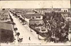 Panorama vu de Hotel de Oasis