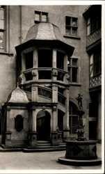Treppentürmchen, Römerhof
