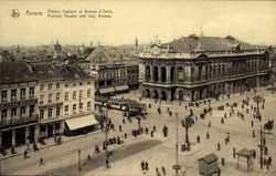 Theatre flamand, Avenue d'Italie