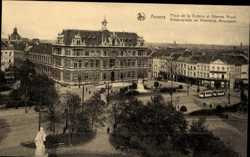 Place de la Victorie, Athenee Royal