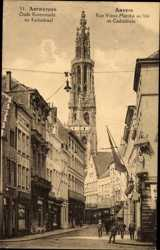 Rue Vieux Marche, Cathedrale
