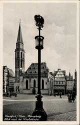 Römerberg, Nikolaikirche