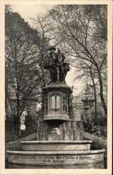 Statue des Comtes d'Egmont, Hornes