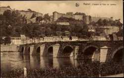 Citadelle et Pont de Jambes