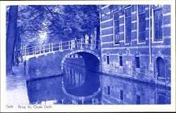 Brug bij Oude Delft