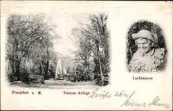 Taunusanlage, Lachhannes