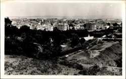 Panorama sur les nouveaux quartiers pris de Montfleury