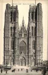 Eglise Ste Gudule