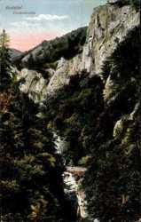 Teufelsbrücke, Bodetal