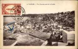 Vue generale prise de la Casbah
