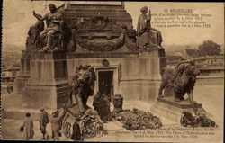Tombe d'un Soldat Inconnu belge