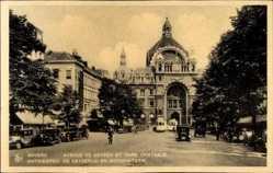 Avenue de Keyser, Gare