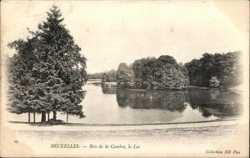 Bois de la Cambre, le Lac