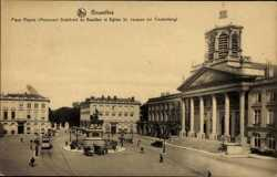 Place Royale, Monument Godefroid