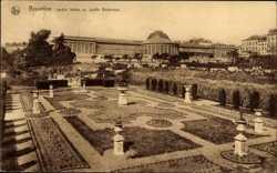 Jardin italien au Jardin Botanique