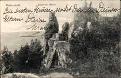 Gläserner Mönch