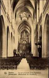 Middenbeuk der Hoofdkerk