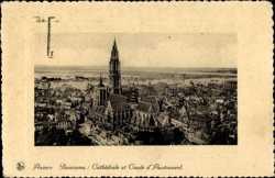 Cathedrale et Coude d'Austruweet
