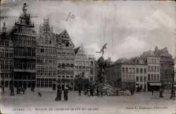 Maison de Charles Quint et Brabo