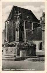 Markgrafenbrunnen am Dom